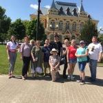 Ачинские артисты осматривают г.Камышин (1)