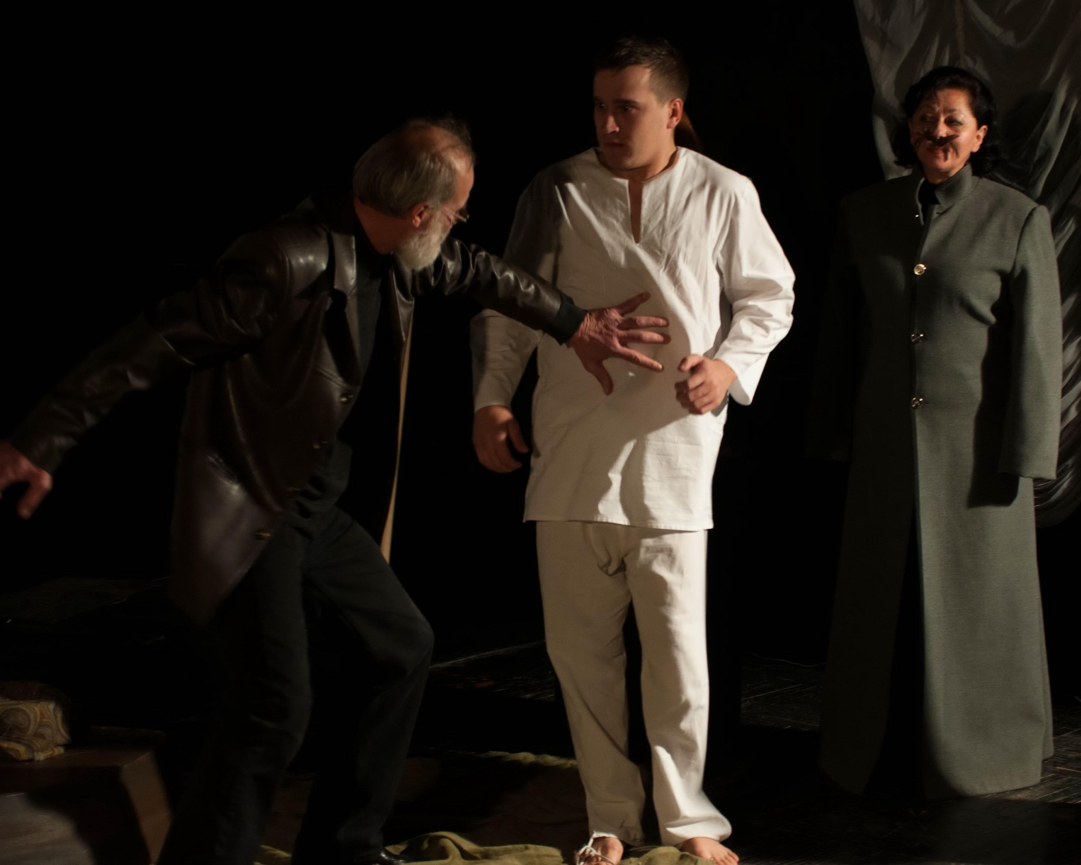 Ачинский драмтеатр принял участие в программе «Театры малых городов» (2)