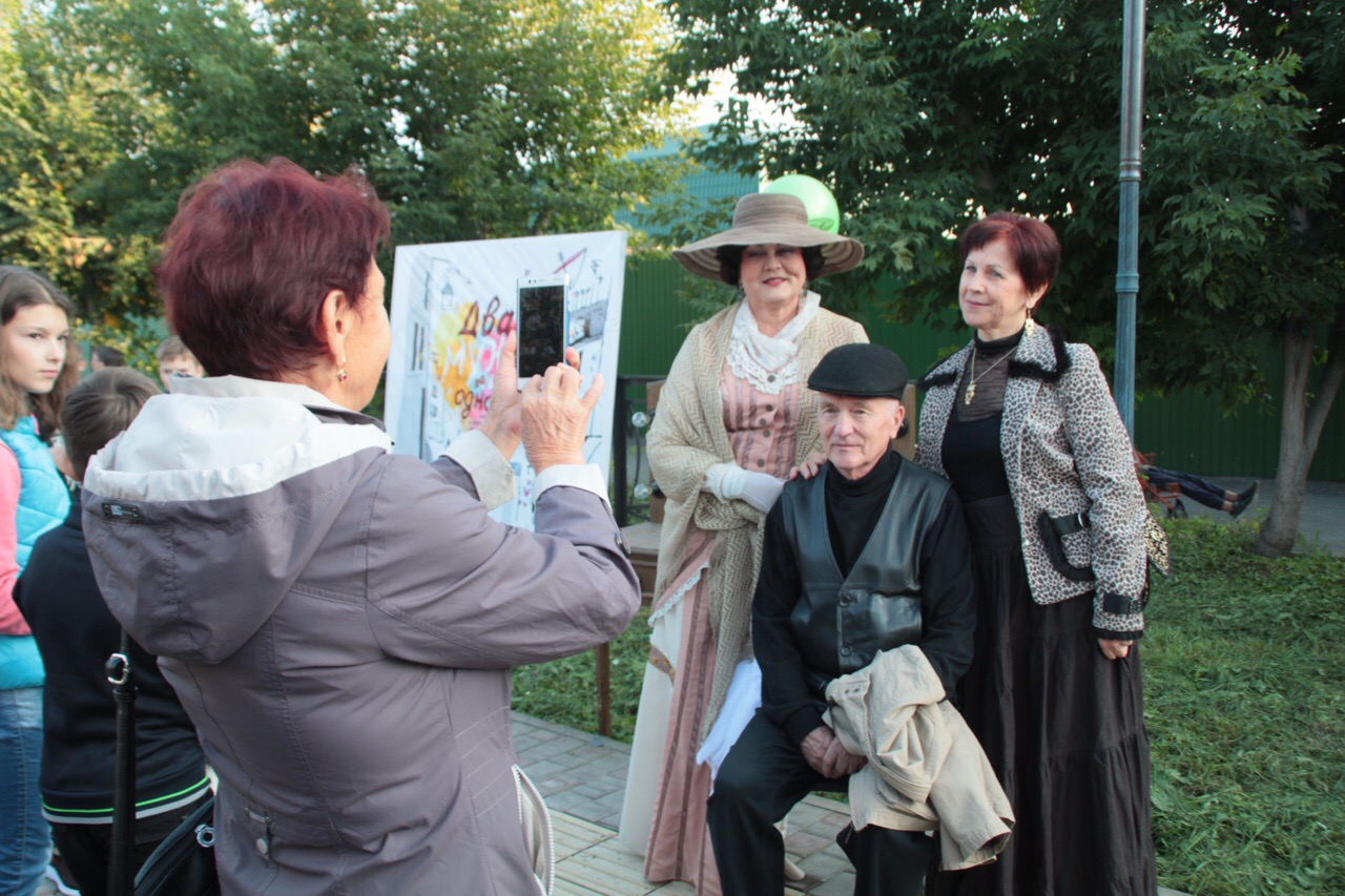 Открытие 85-го театрального сезона в Ачинске состоялось (7)
