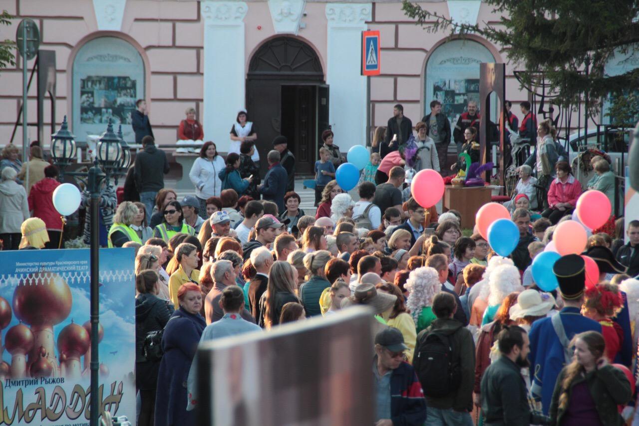 Открытие 85-го театрального сезона в Ачинске состоялось (8)