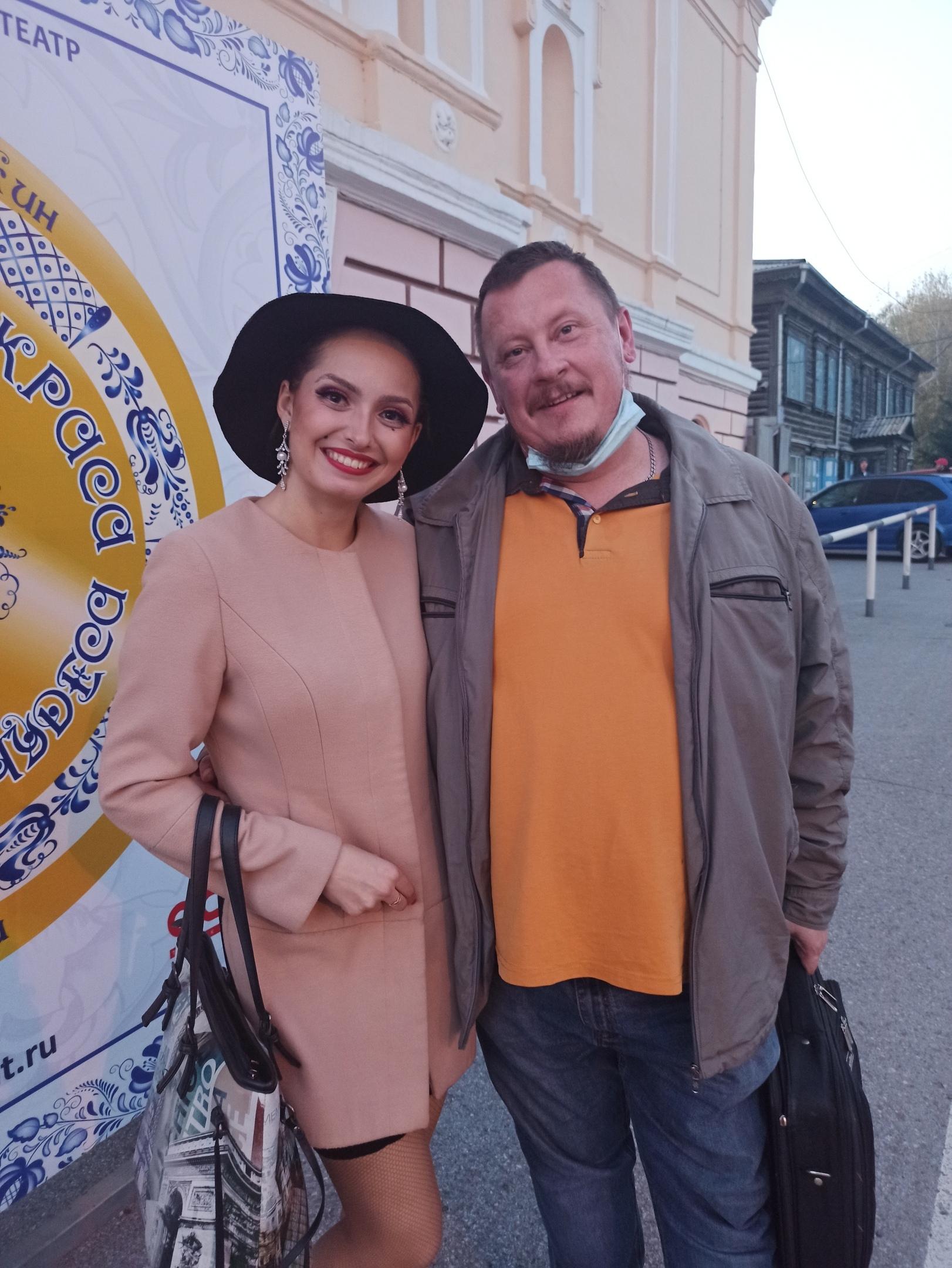 Поздравляем Татьяну Панич-Коренскую с первой большой ролью5