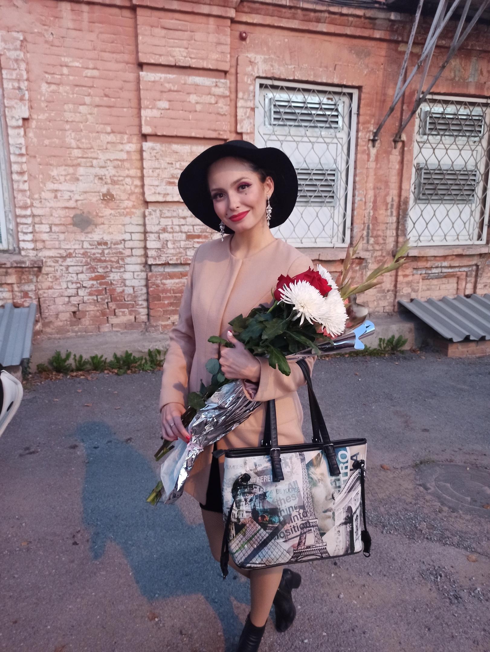 Поздравляем Татьяну Панич-Коренскую с первой большой ролью6