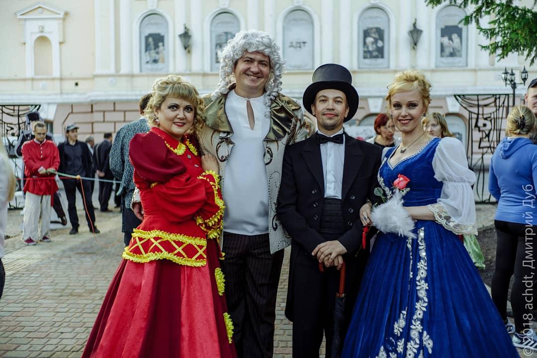 Сквер Театральный 2018 5