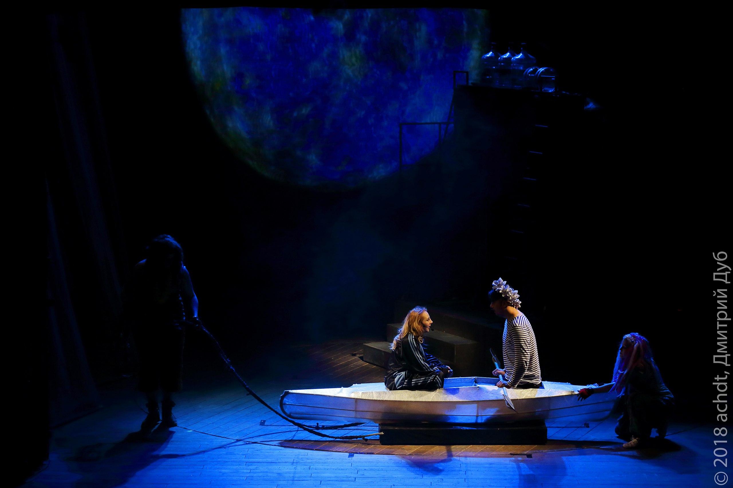 Театр на пути к большому будущему (3)