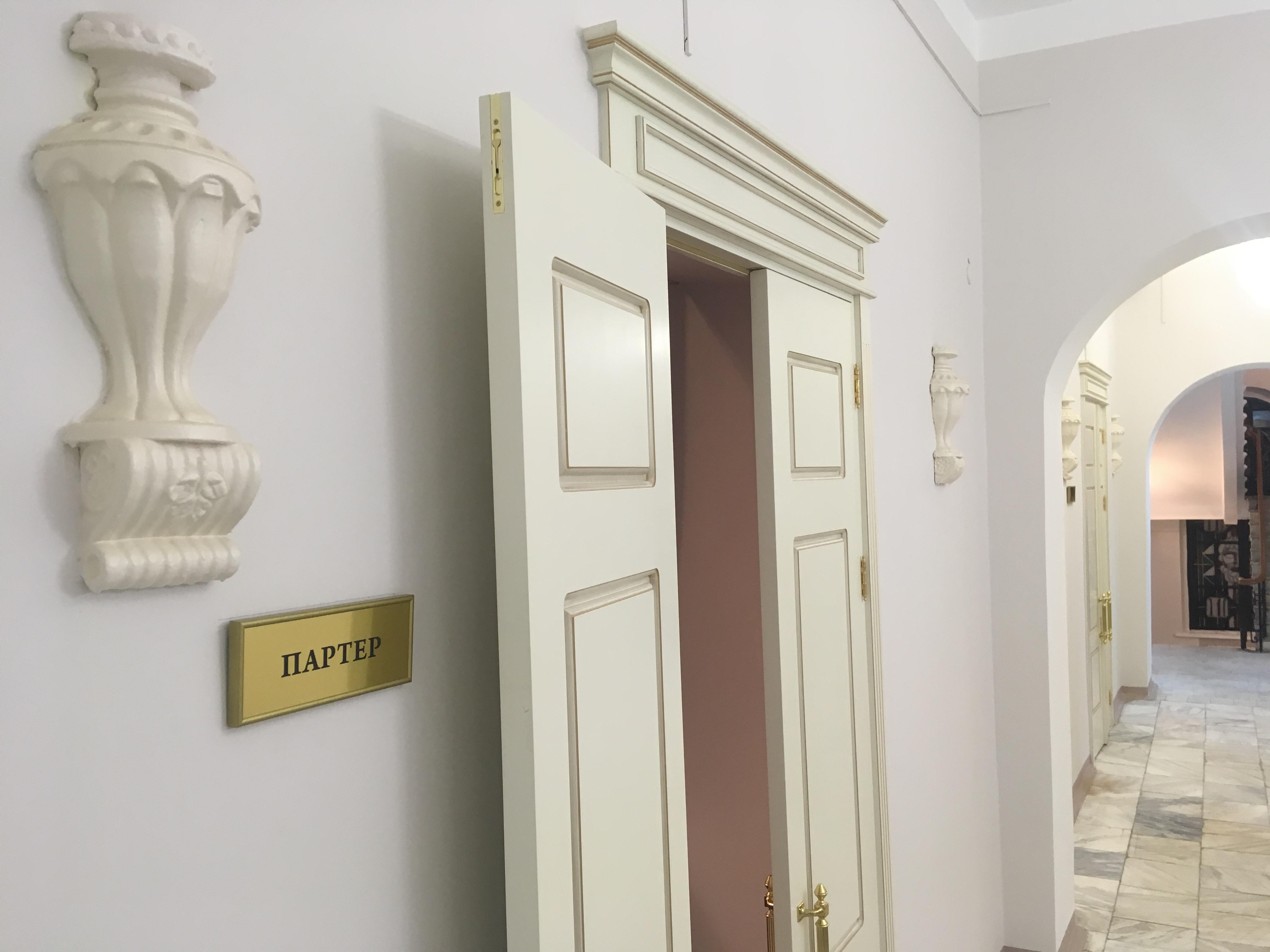 Театр открывает свои двери 4