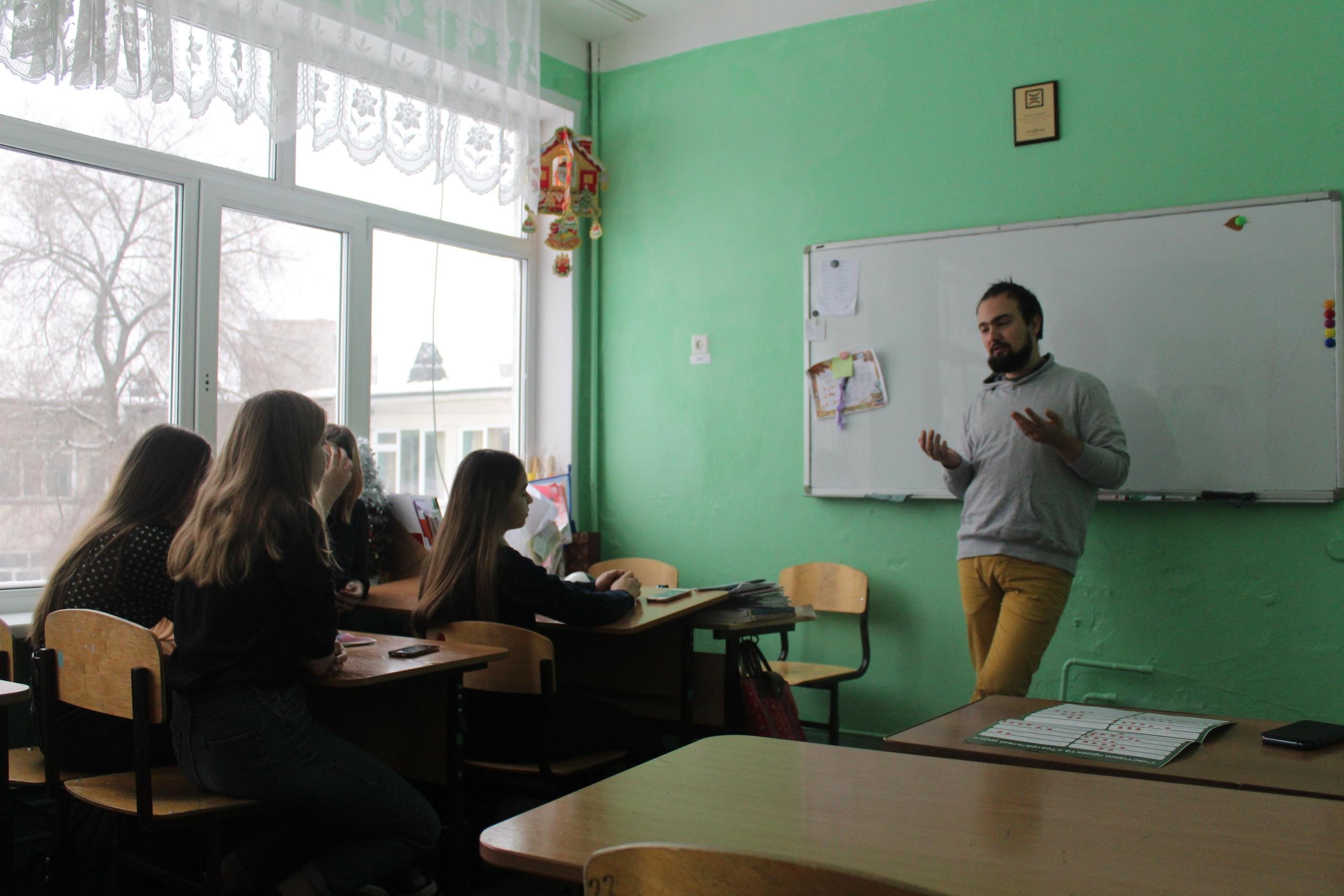 Театральный урок в школе номер 3 (1)