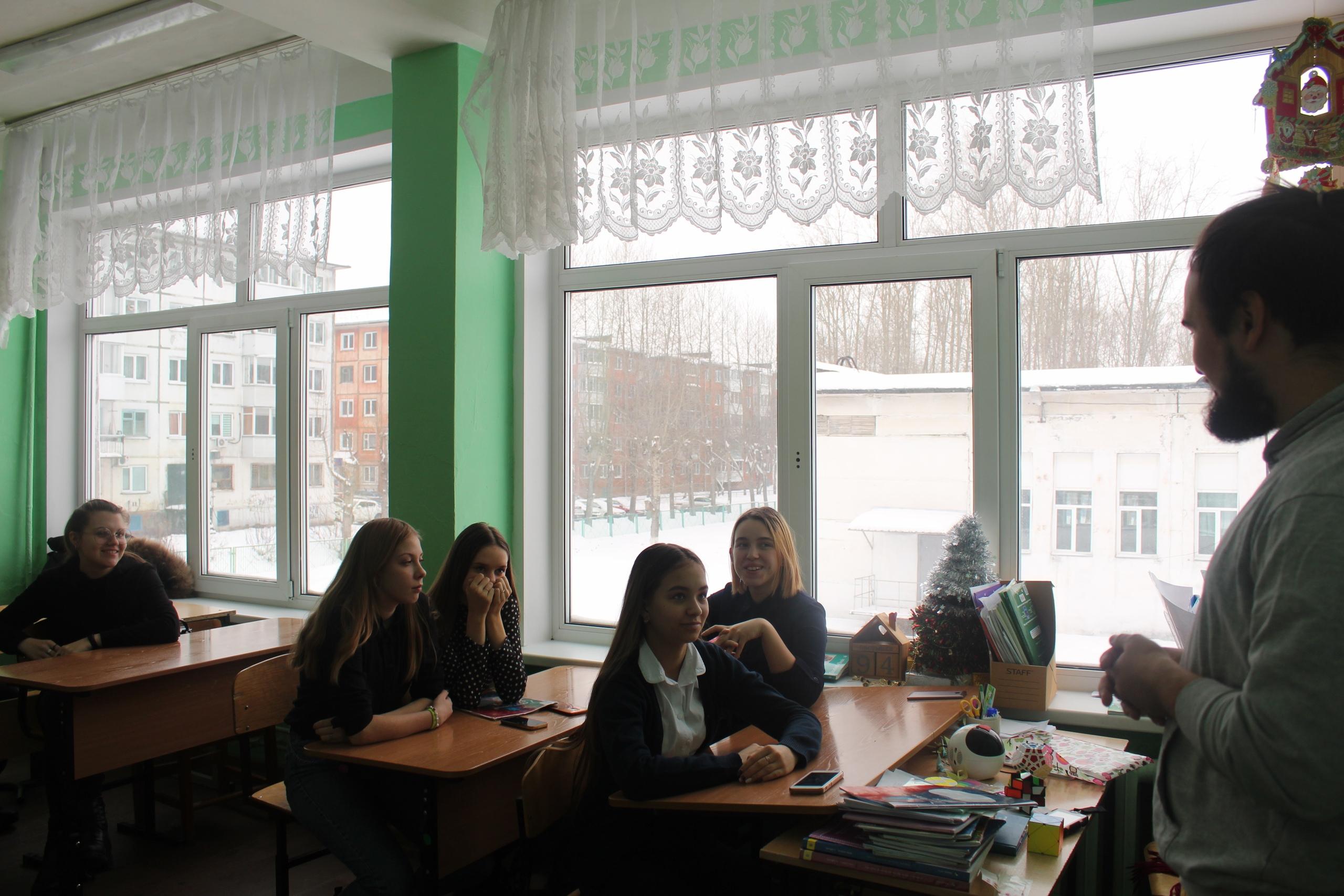 Театральный урок в школе номер 3 (2)