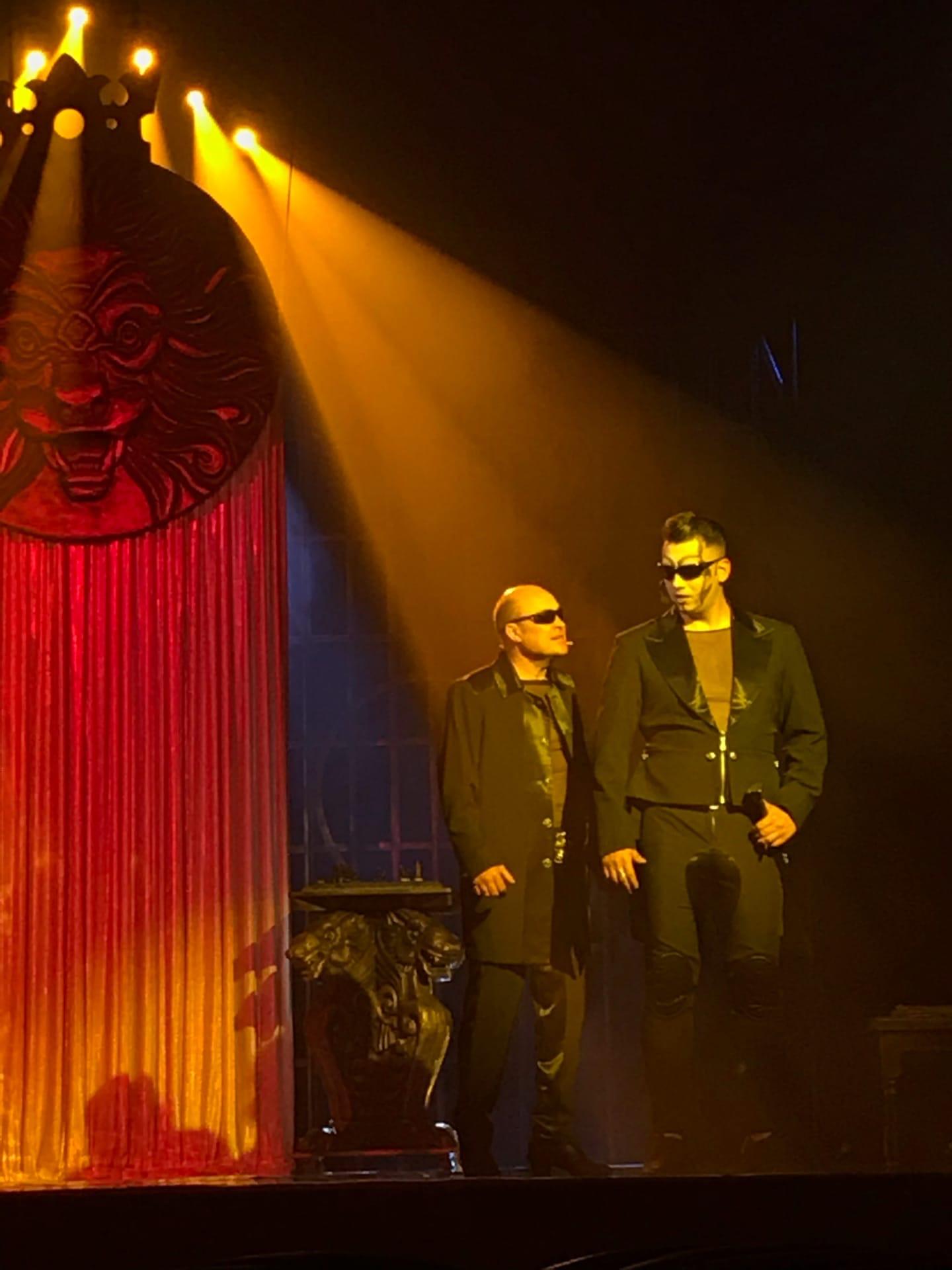 Тристан и Изольда громкая премьера в Ачинском драматическом театре3