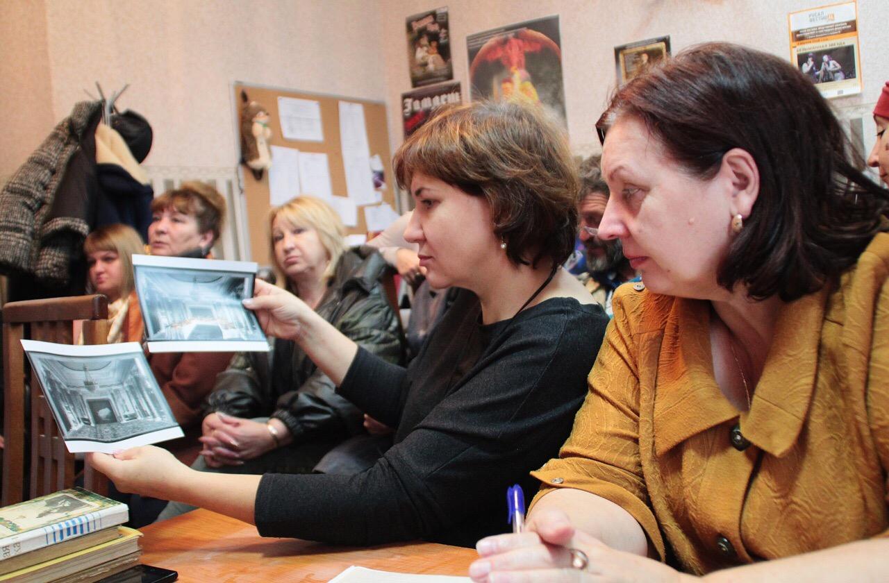 В Ачинской драме готовятся к необычной постановке Евгения Онегина (3)