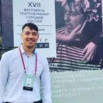 Виктор Чекменев стал лицом фестиваля