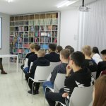 Воркшоп в чентральной библиотеке им. А.С. Пушкина по Анне Карениной 3