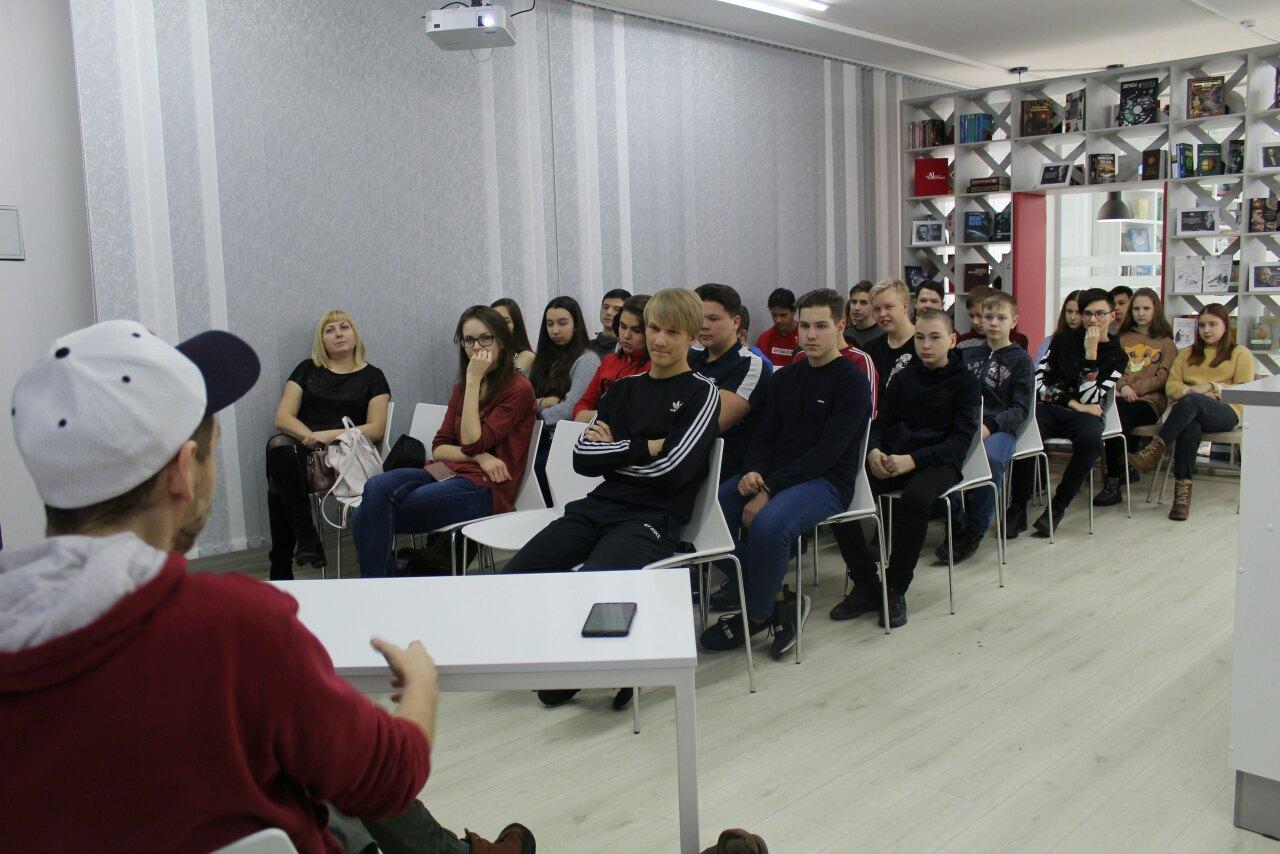 Воркшоп в центральной библеотеке им. А.С.Пушкина по Анне Карениной2