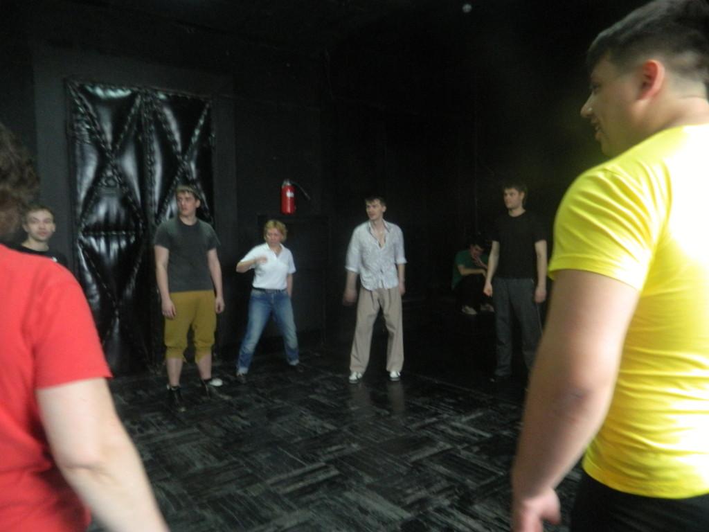 мастер-класс по сценической речи