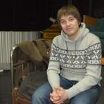 Екатеринбургский режиссёр, композитор и драматург Сергей Пантыкин