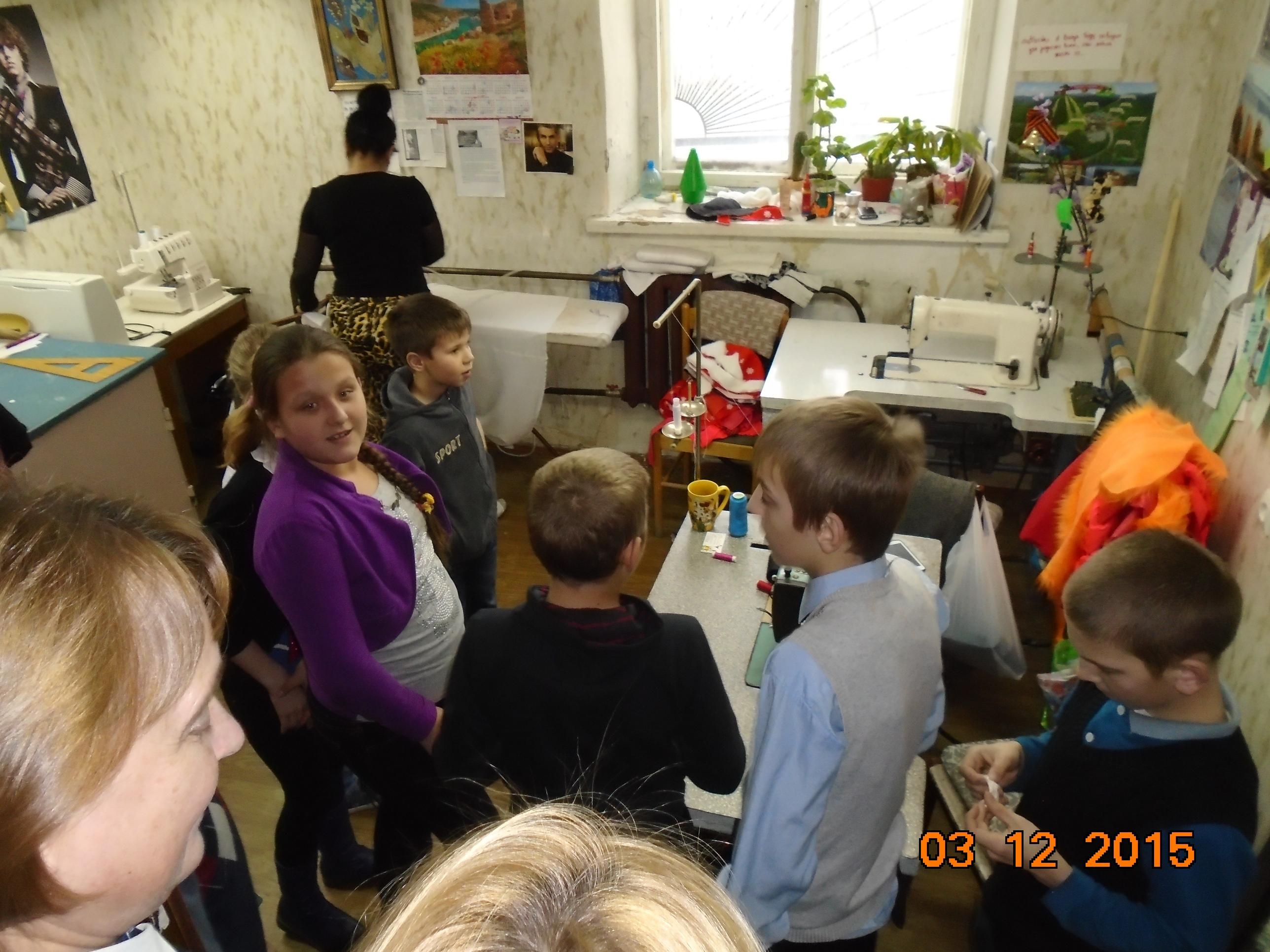 Юные поклонники театра -ребята из коррекционной школы (1)