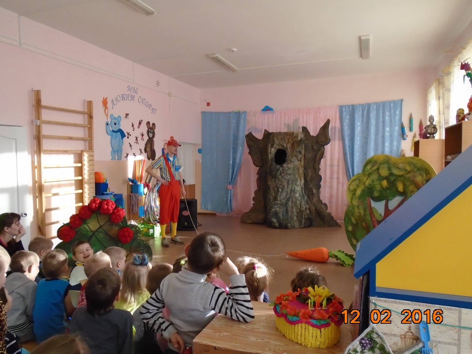 Поездка в Тарутинский детский садик (2)