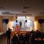 Праздник для женщин организовали и мужчины НГЧ-4