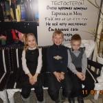Ученики школы № 5 посетили театр! (1)