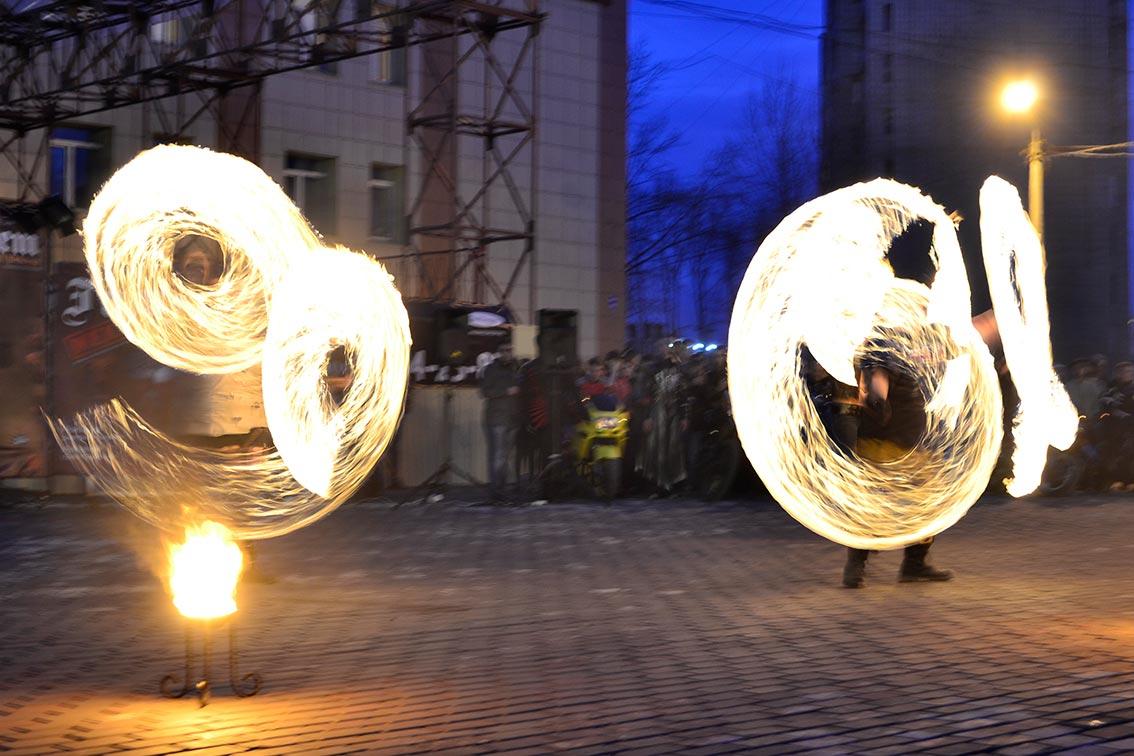 «Fire show» для новой постановки «Гамлет.NEXT» 4
