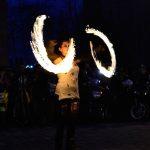 «Fire show» для новой постановки «Гамлет.NEXT» 9
