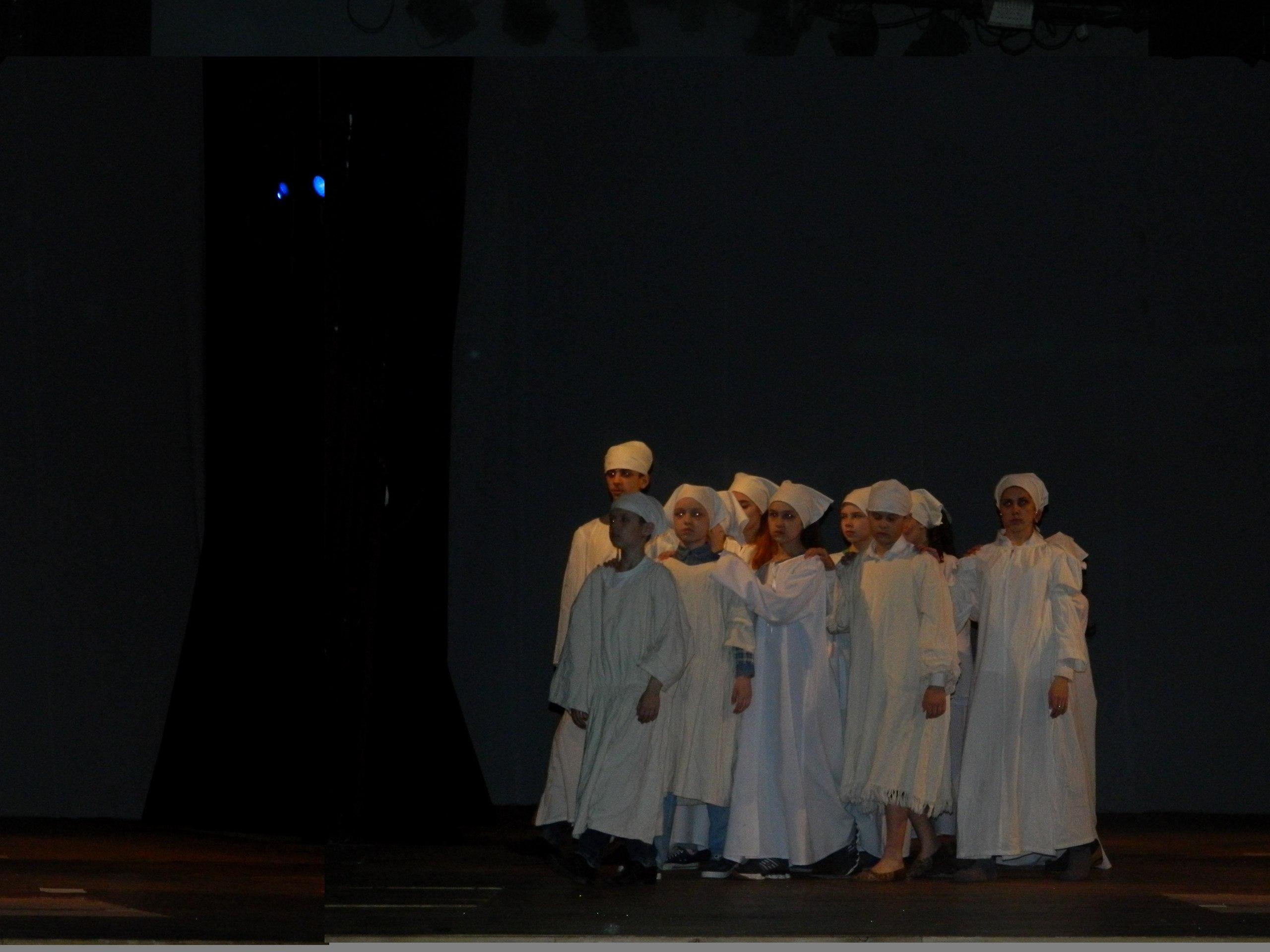 театральная студия репетиция 7