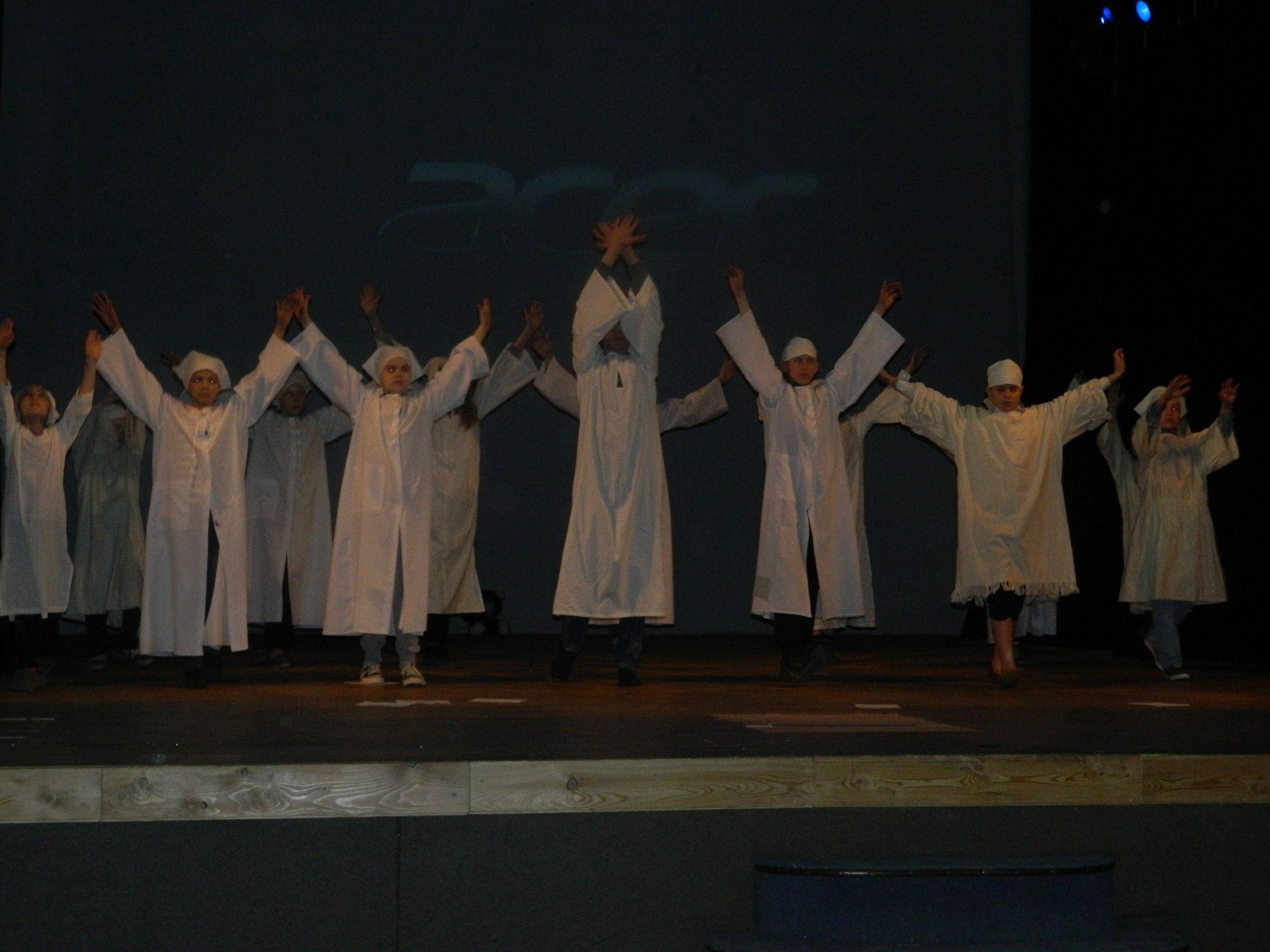 театральная студия репетиция 8