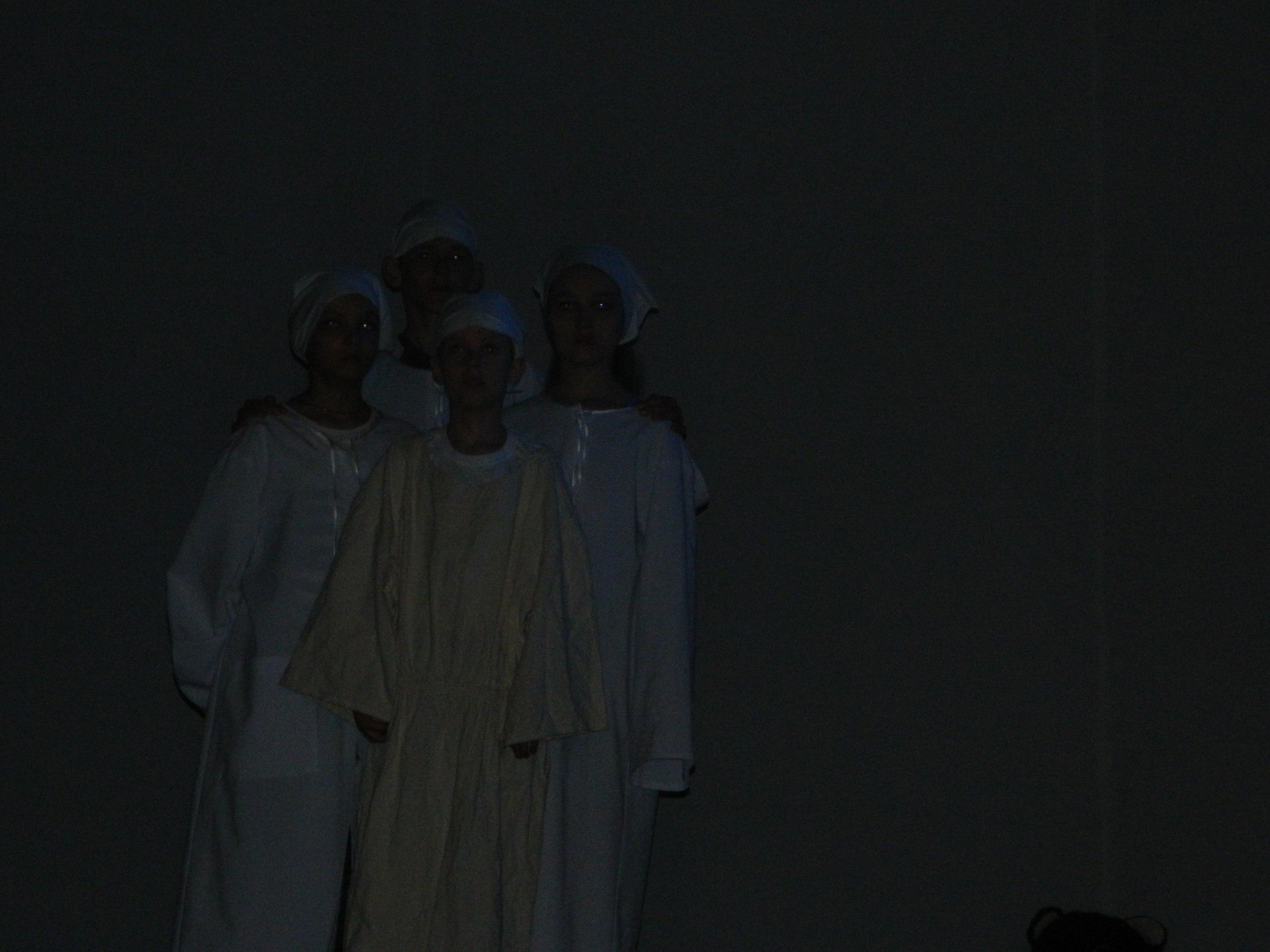 театральная студия репетиция 9