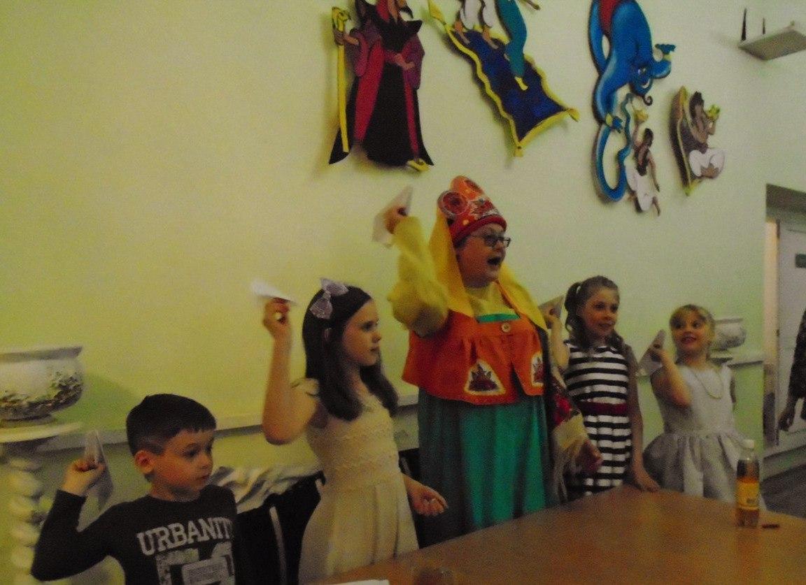 День защиты детей 8