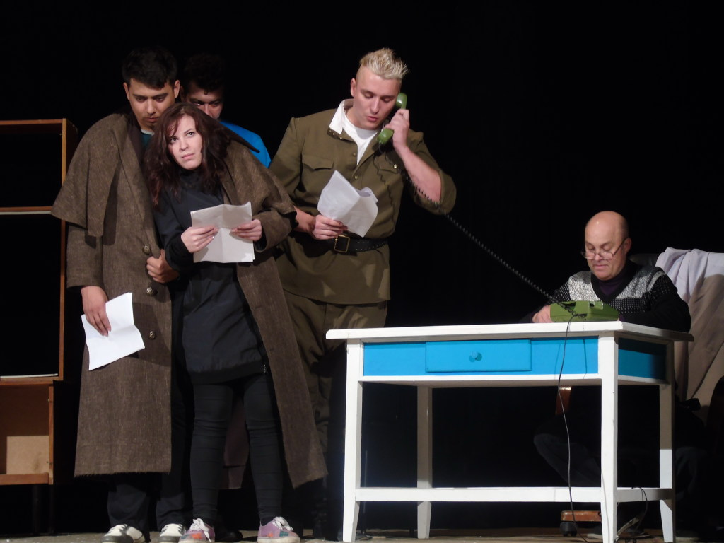В ачинском драмтеатре предложат радикальный взгляд на драму 1