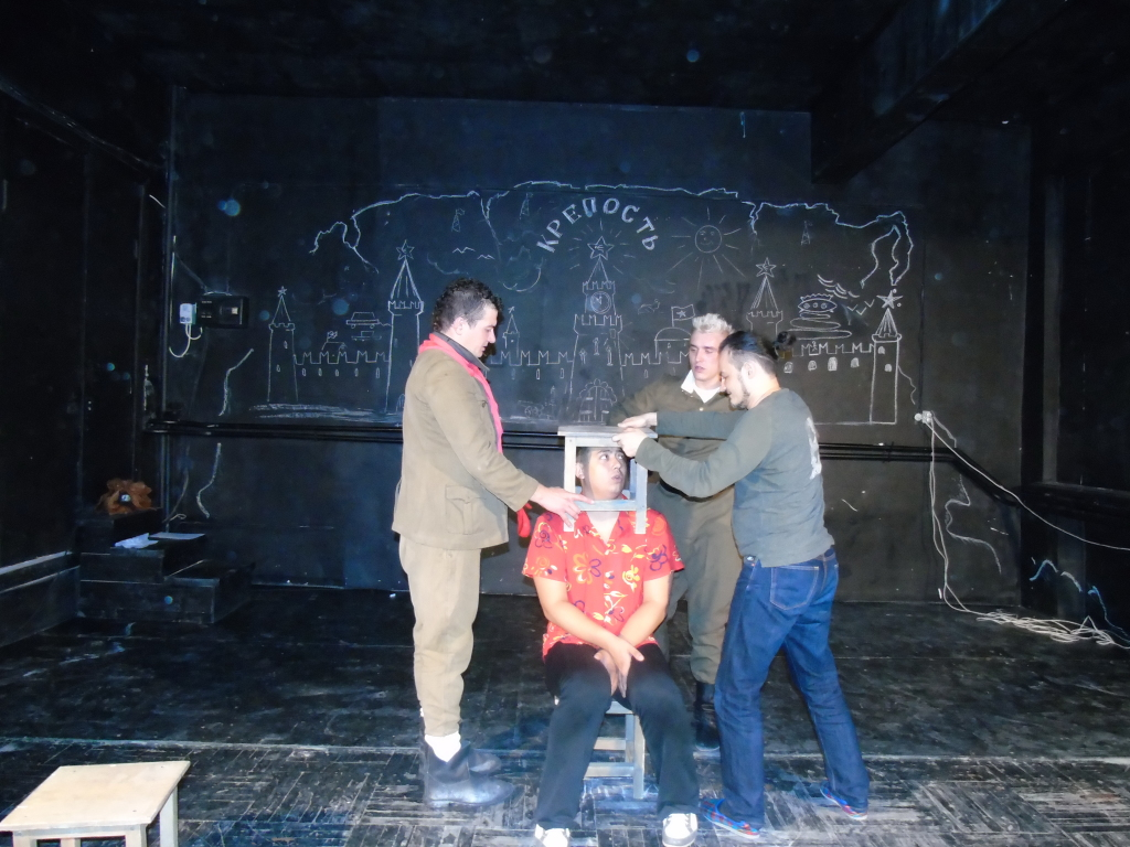 В ачинском драмтеатре предложат радикальный взгляд на драму 3