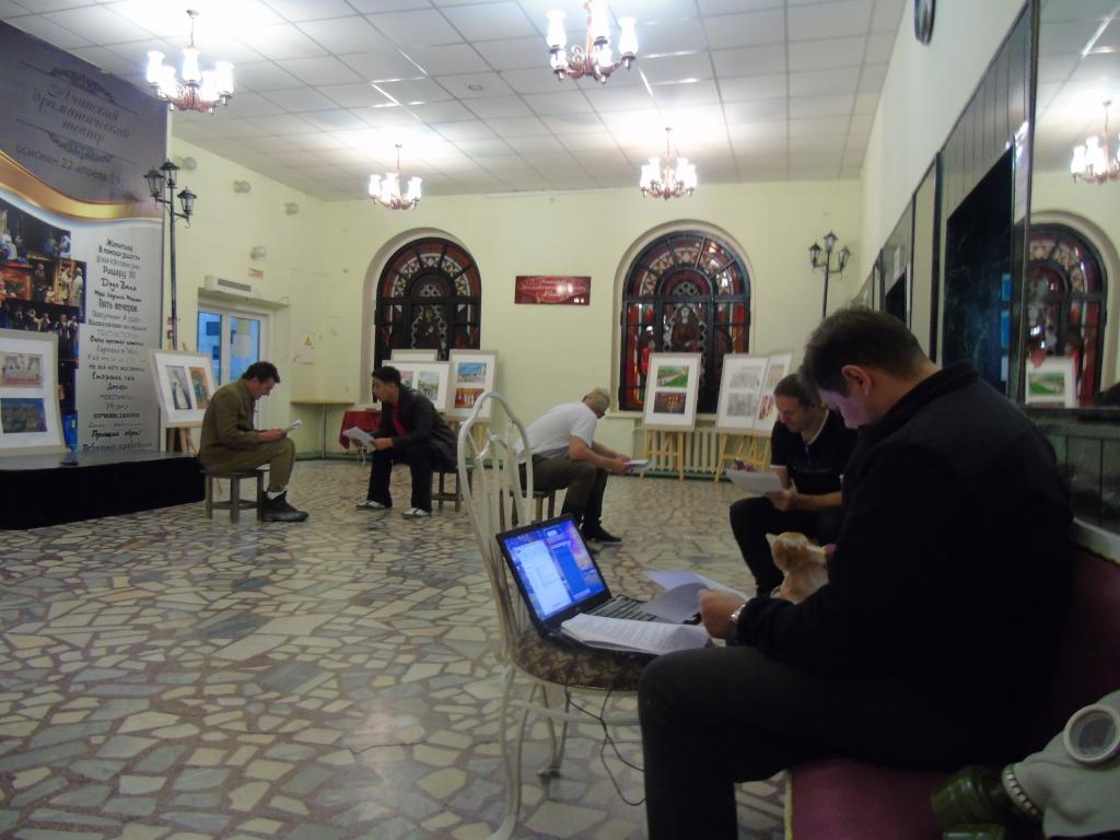 В ачинском драмтеатре предложат радикальный взгляд на драму 4