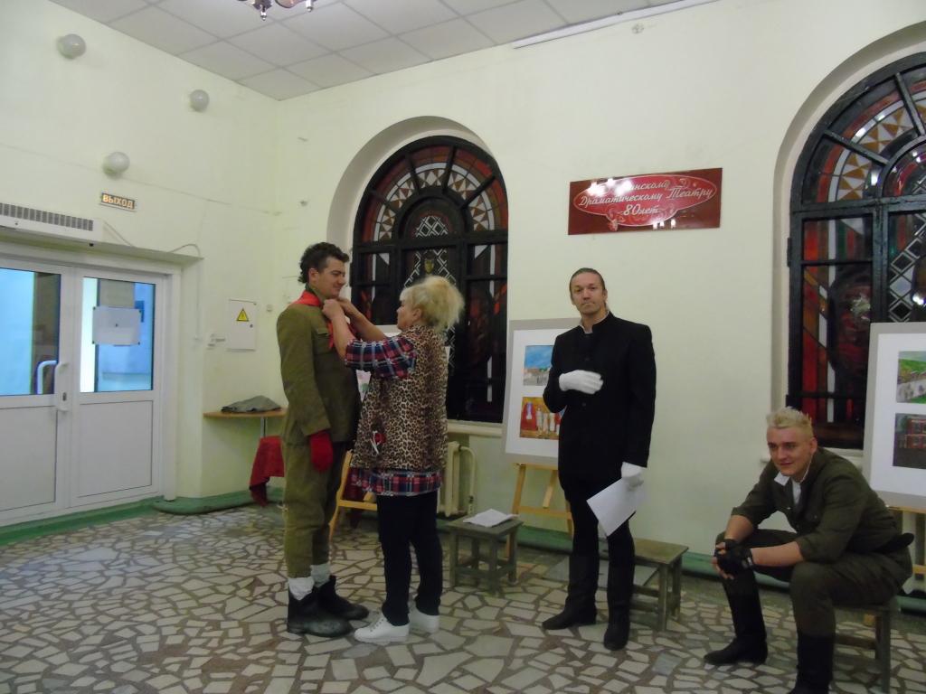 В ачинском драмтеатре предложат радикальный взгляд на драму 5