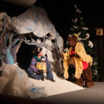 Премьера Снегуркиной школы состоялась в ачинском драмтатре