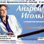Андрей Иголкин