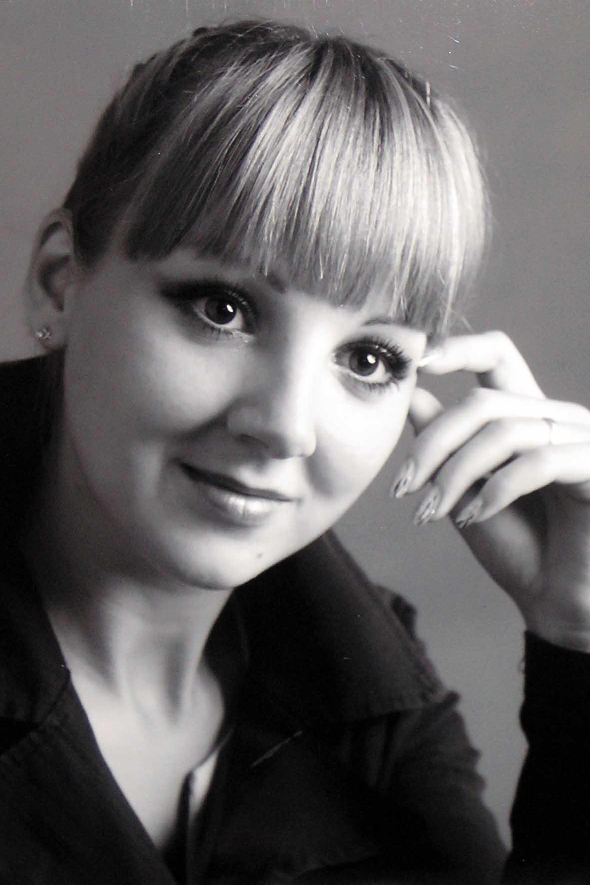 Крупенникова Антонина
