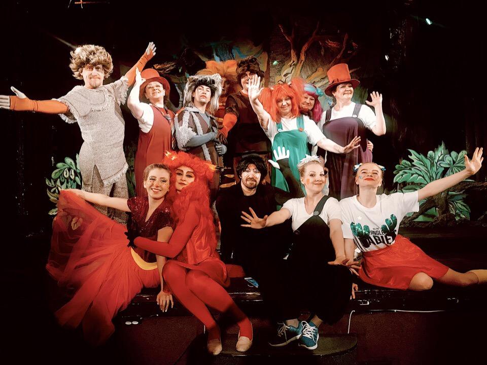 Артисты театра для детей (1)