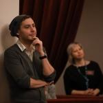 Интервью с режиссёром спектакля Путаница - Артёмом Терёхиным