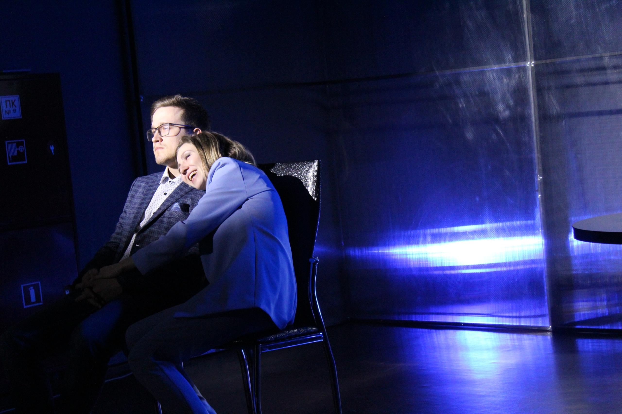Интервью с режиссёром спектакля Путаница - Артёмом Терёхиным 3