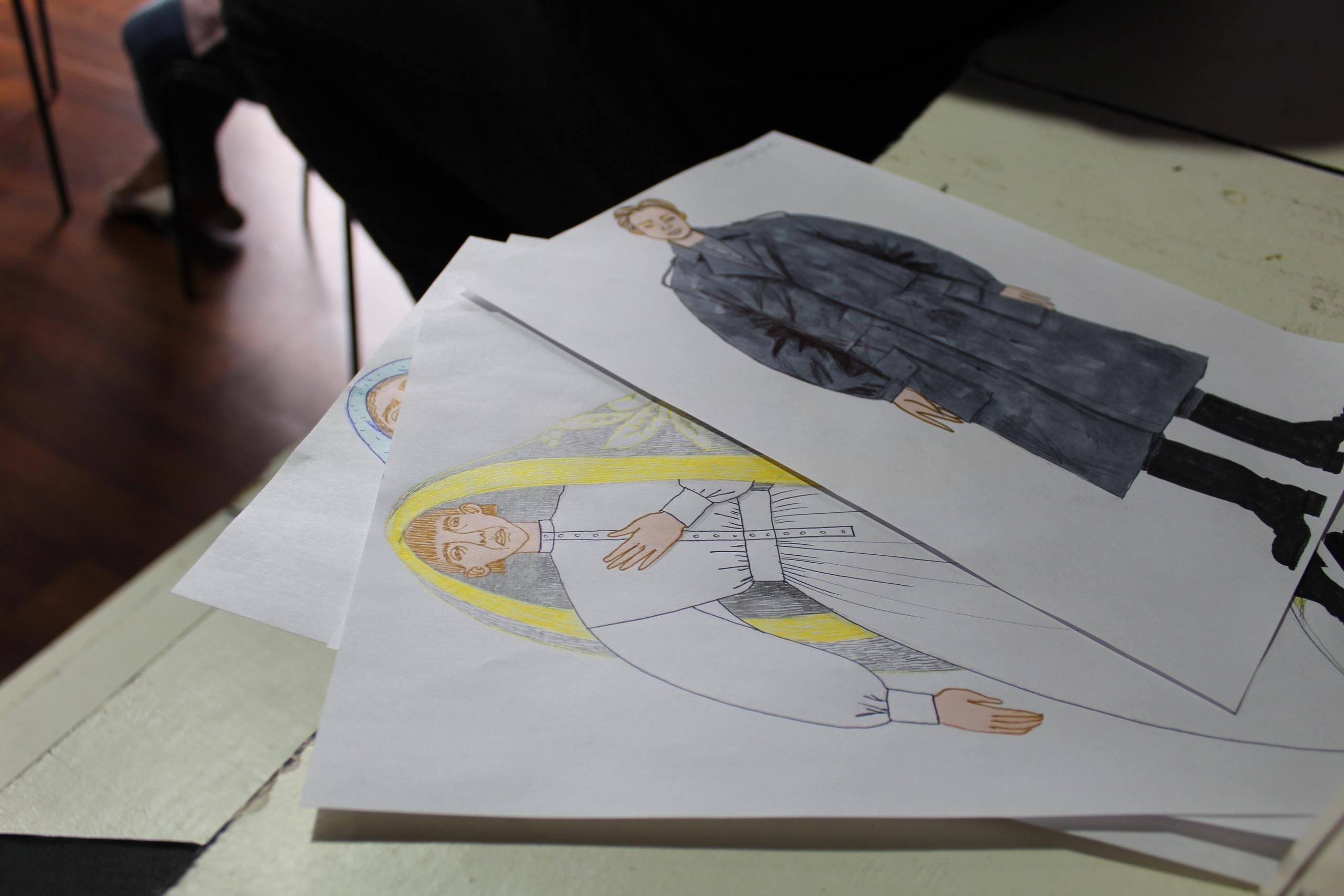 Состоялся техсовет нового спектакля Летел и таял (5)