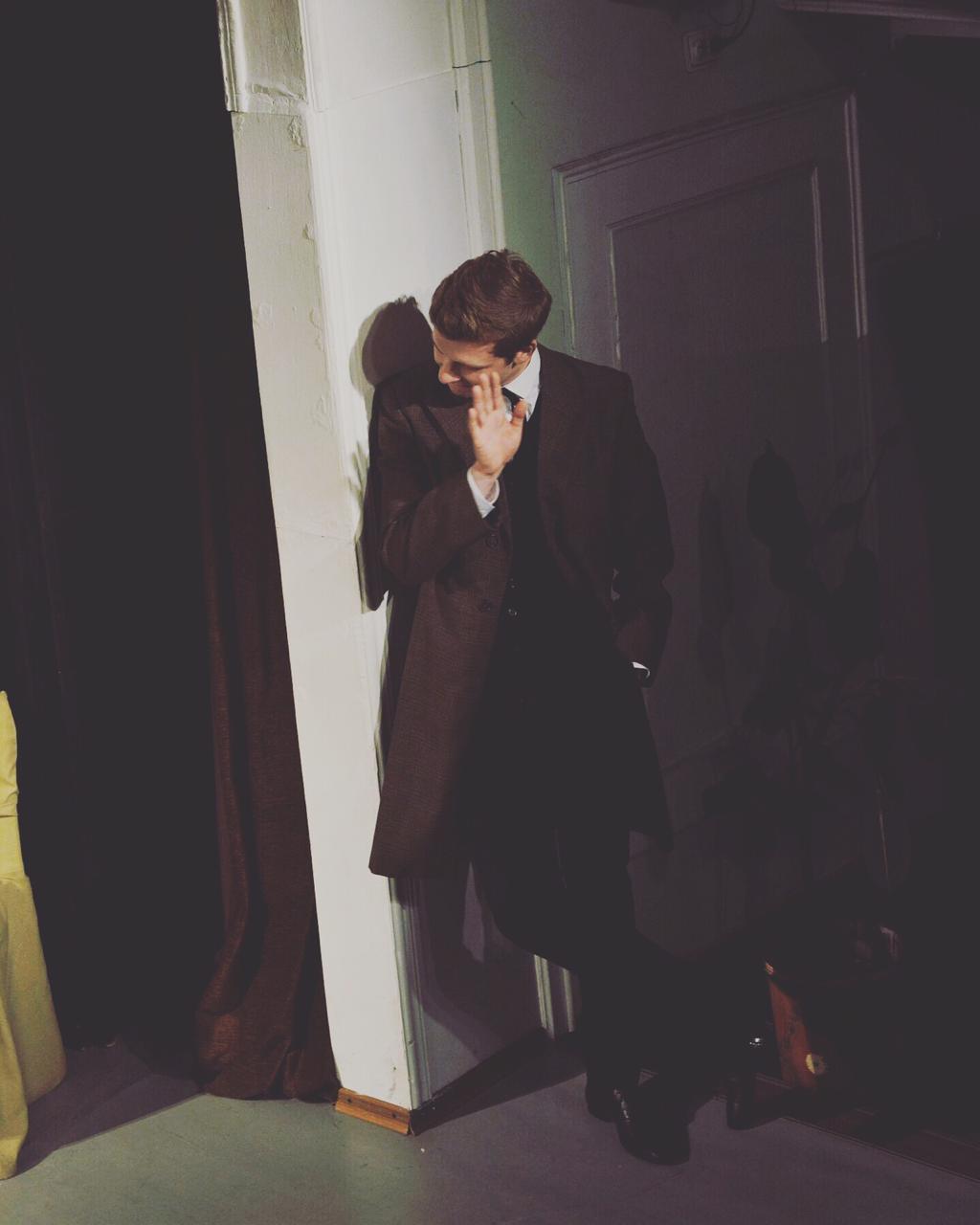 Почему актёр театра Захар Тишкин не хочет сниматься в кино Интервью с именинником (1)