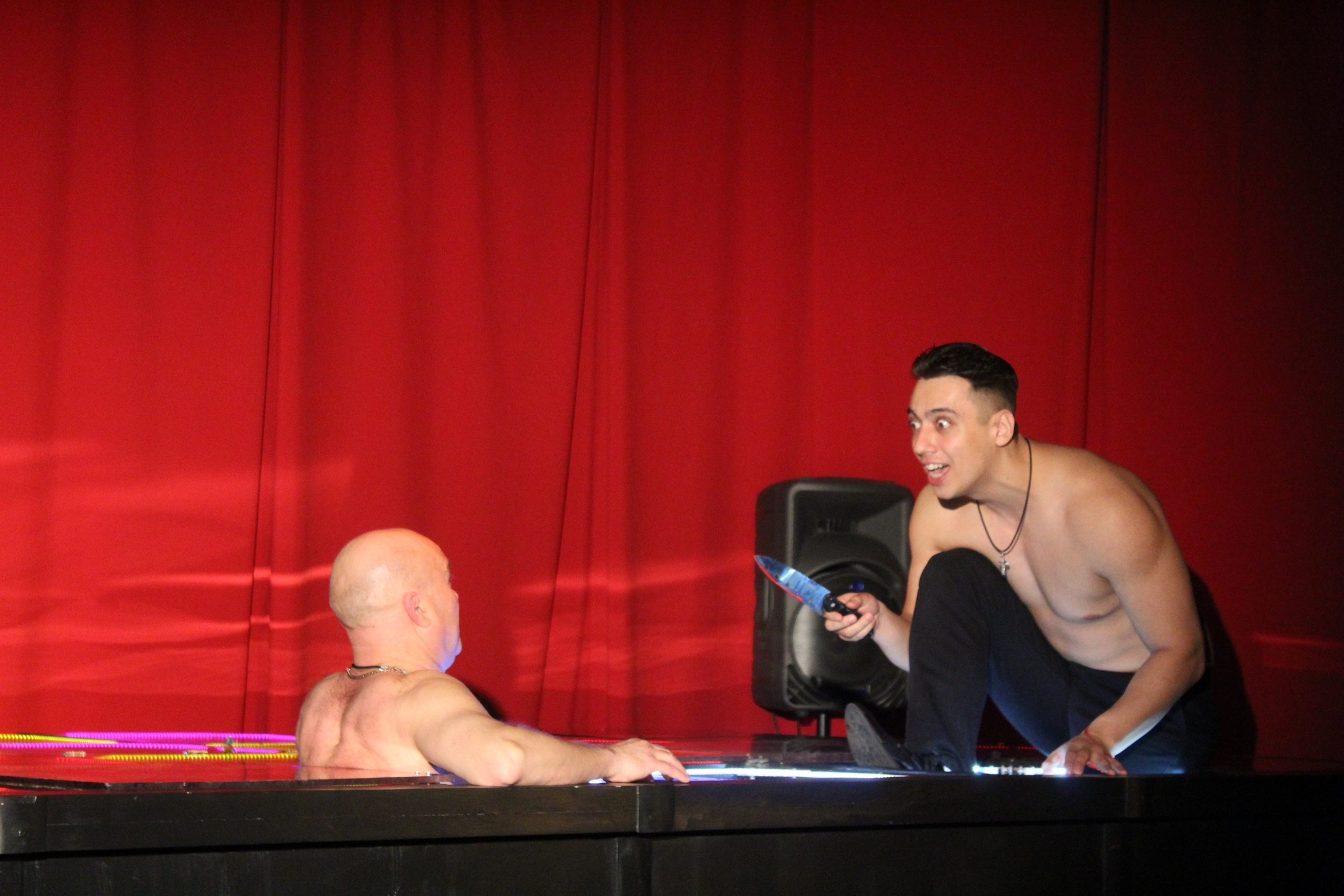 Театр поздравляет с днём рождения своего актёра Виктора Чекменёва3